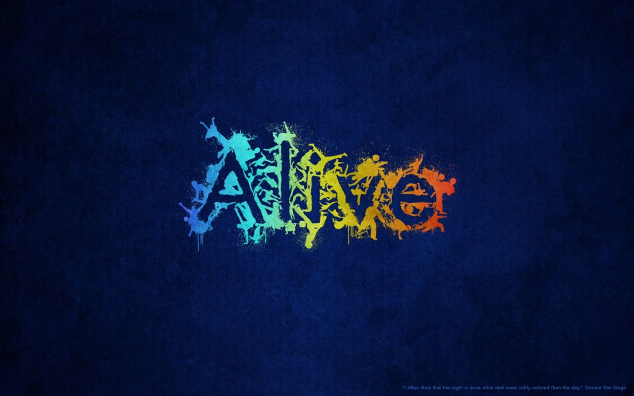 alive_wallpaper
