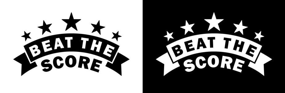 beat-the-score-logo-final-bw